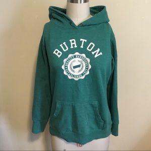 Burton warm sweatshirt